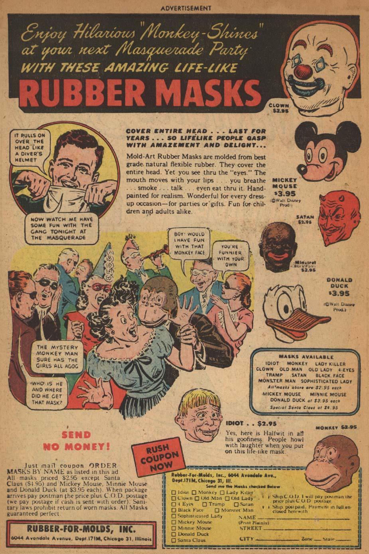 Read online Detective Comics (1937) comic -  Issue #152 - 50