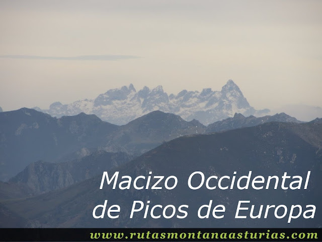 Macizo Occidental de Picos de Europa