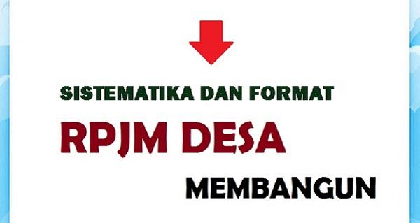 Petunjuk Penyusunan RPJM Desa