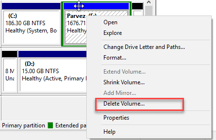 how-to-delete-hard-disk-partition