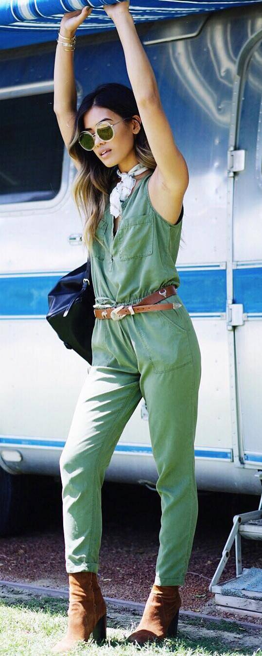 khaki fashion trends