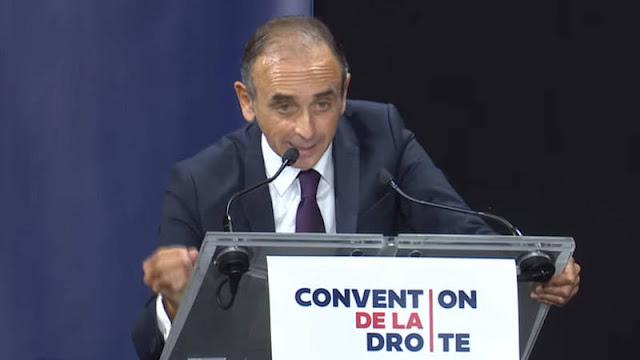 La Gran Sustitución | Éric Zemmour denuncia la colusión entre el islamismo y el mundialismo