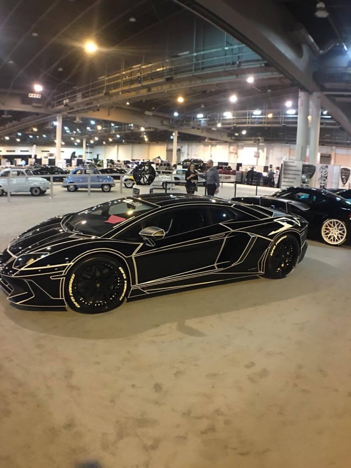 exotic supercar
