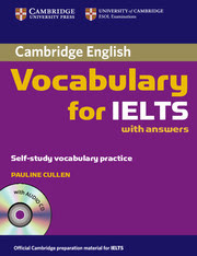 Cambridge English Vocabulary For IELTS
