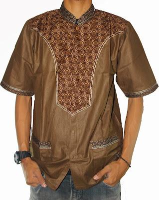 model baju muslim pria