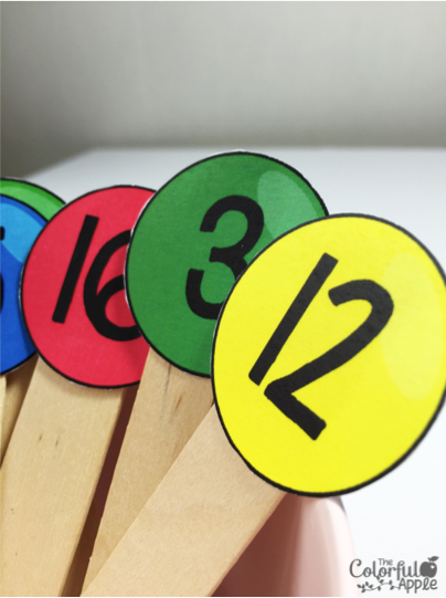 Looking for a way to increase participation in your classroom?  Use participation sticks!  A quick, easy classroom management tool for teachers.  It's not as random as you (or your students) think!
