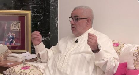 رئيس الحكومة عبد لإله بن كيران