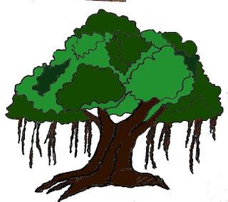 Poem on banyan tree in Hindi