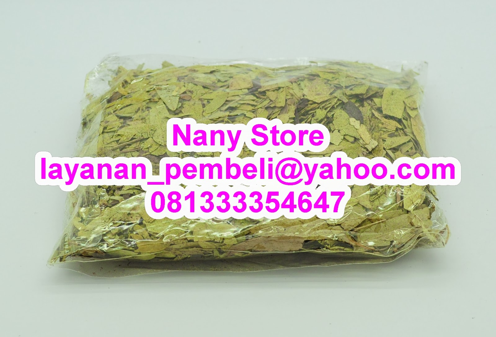 Teh Daun Jati Cina (Herbal Tea Pure Herbal Organic)