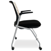 Tagalong Chair - Side View