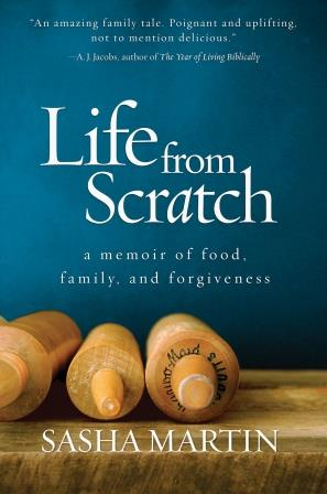 Life from Scratch by Sasha Martin