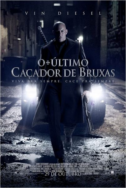 Cinema no feriado:O último caçador de Bruxas - foto: divulgação