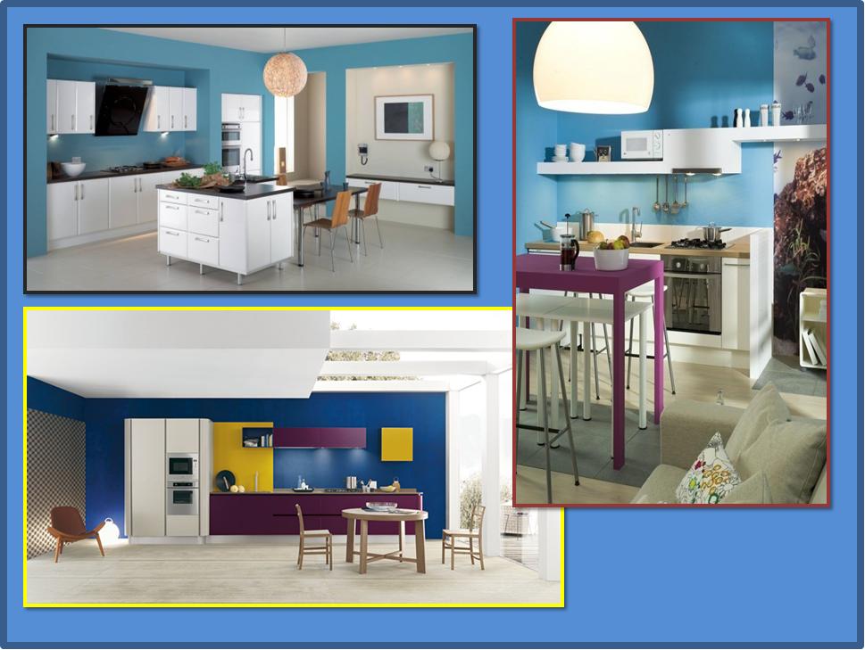 Parete Colorata In Cucina ~ Trova le Migliori idee per ...