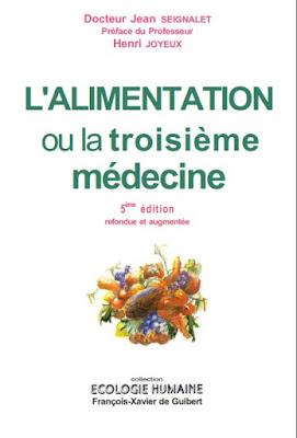 Télécharger Livre Gratuit L'Alimentation ou la troisième médecine pdf