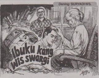 """Cerkak Bahasa Jawa """"Ibuku Kang Wis Swargi"""""""