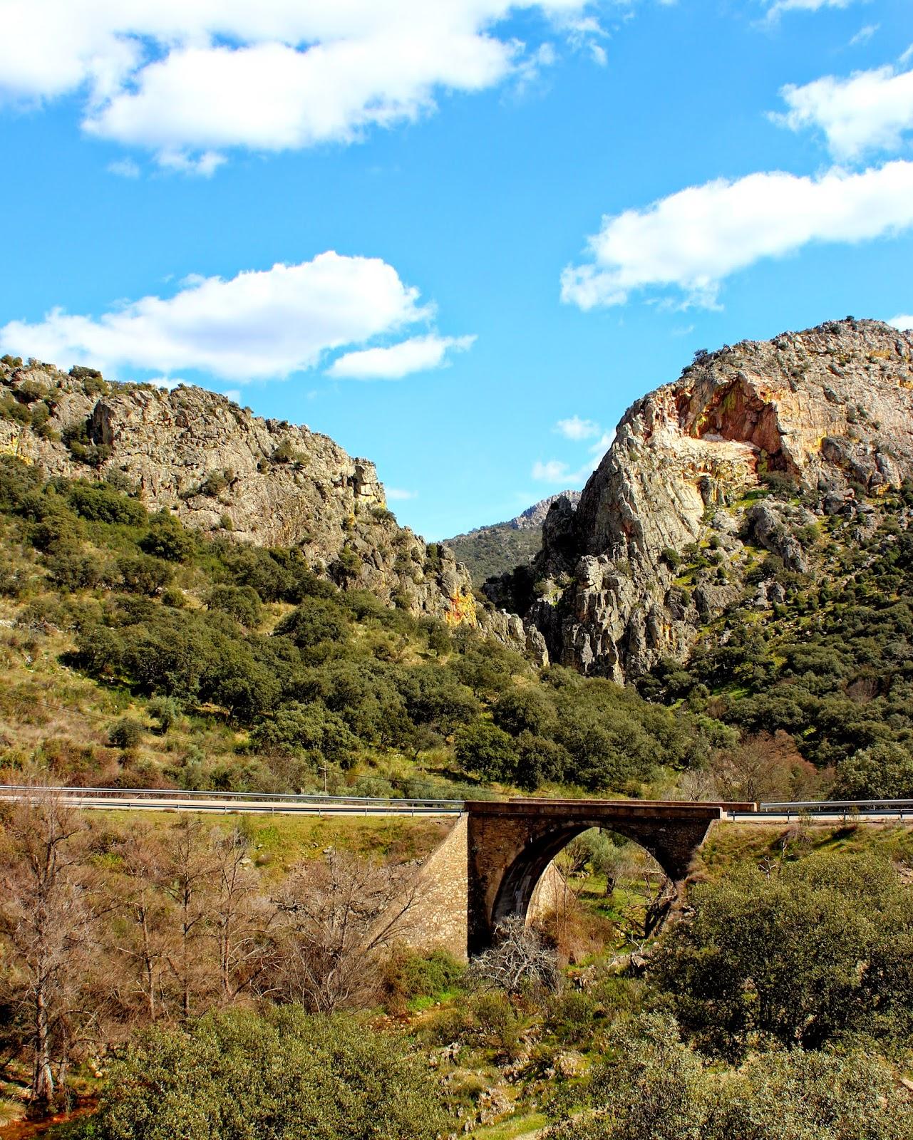 Apreturas del río Almonte en Cabañas del Castillo