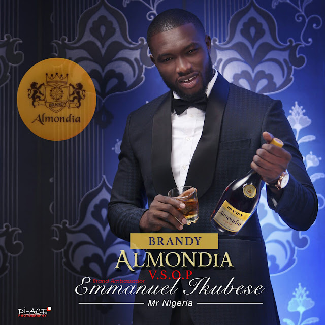 Emmanuel Ikubese Mr Nigeria