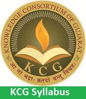 KCG Syllabus