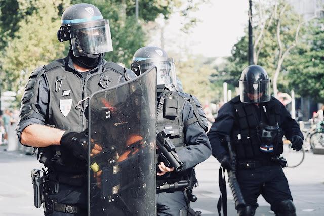 Nantes manifestation du 14 Septembre