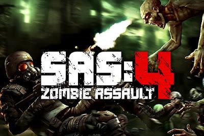 لعبة SAS Zombie Assault 4 للأندرويد، لعبة SAS Zombie Assault 4 مدفوعة للأندرويد، لعبة SAS Zombie Assault 4 مهكرة للأندرويد