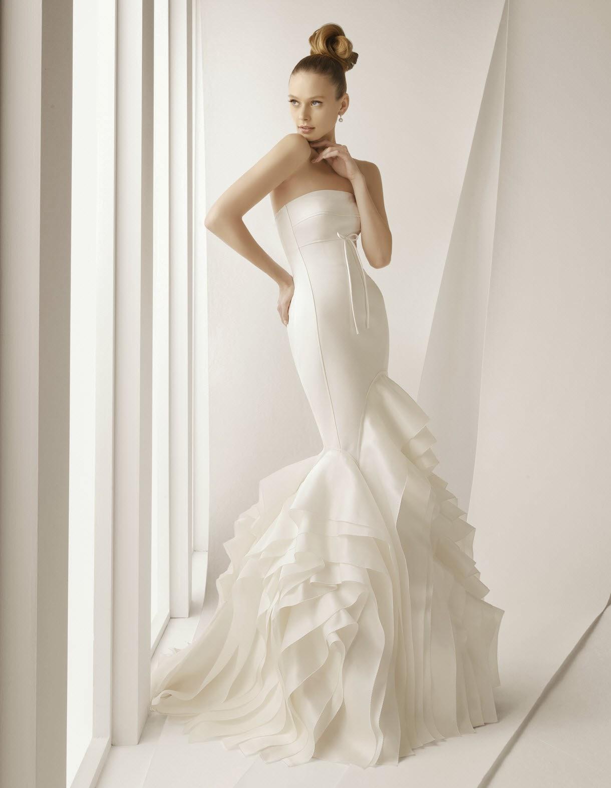 mermaid wedding dresses petite brides wedding dresses petite Mermaid Wedding Dresses Petite Brides 12