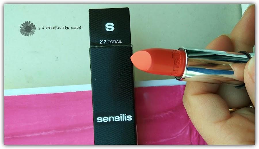 Sensilis Velvet Satin lipstick