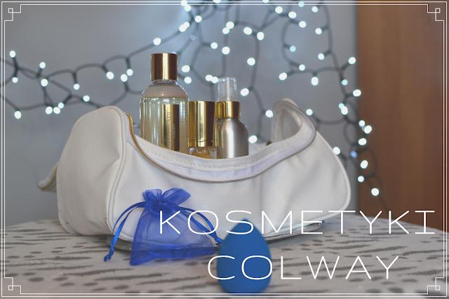 Kosmetyki COLWAY - złoto działające cuda