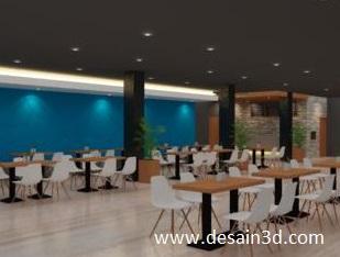 Link Jasa Design Online Interior Cafe Exterior Resto