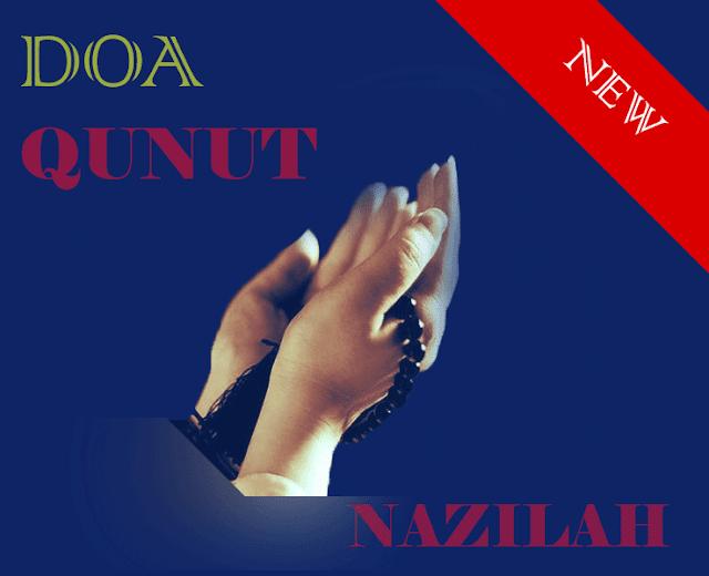 Qunut Nazilah Pendek Arab Latin Dan Disertai Artinya Terlengkap