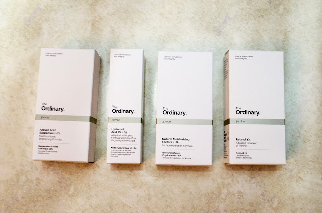 The Ordinary Skincare by Deciem