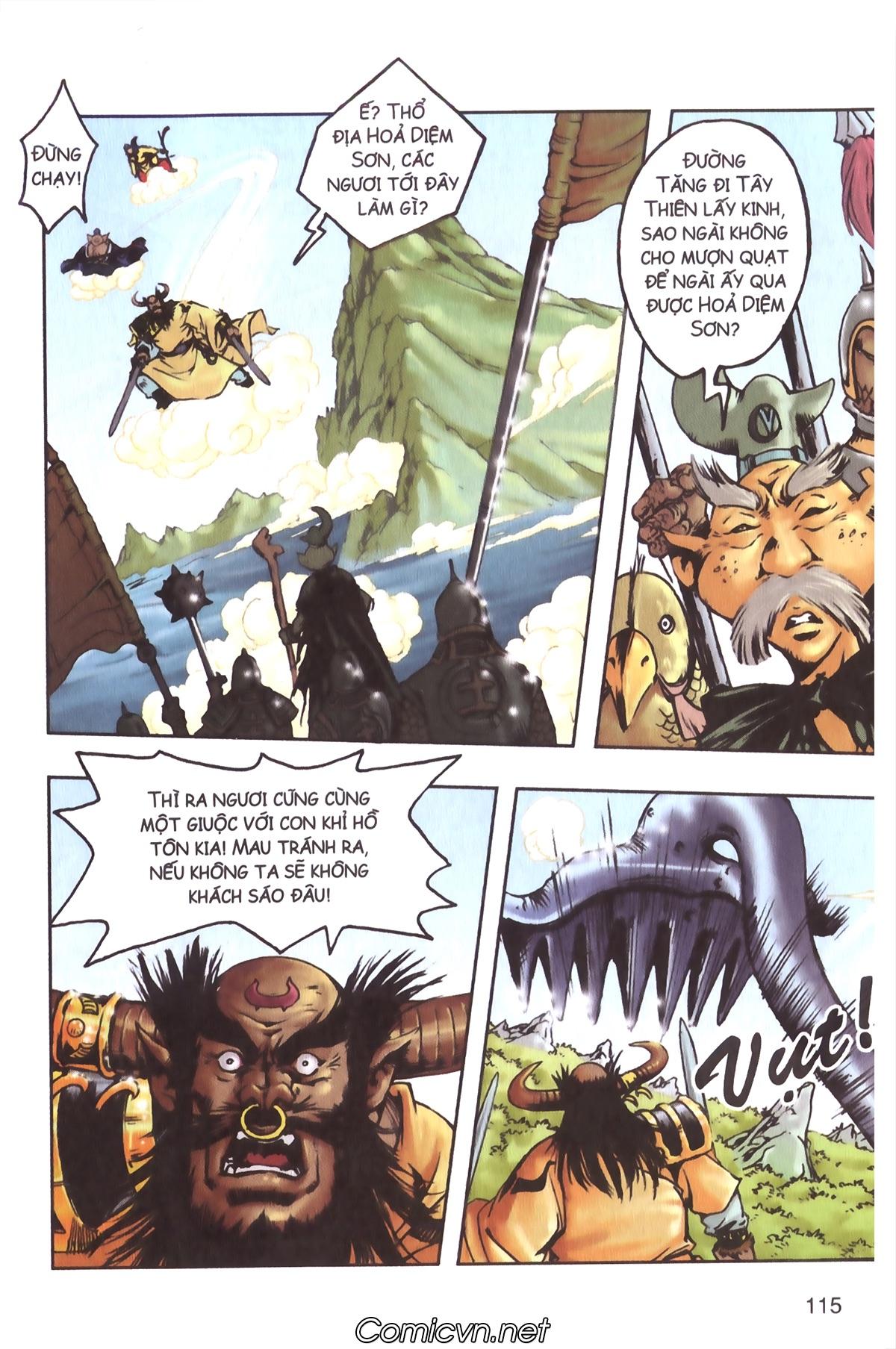 Tây Du Ký màu - Chapter 108 - Pic 12