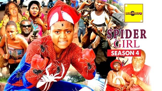 Wooow !!! Film Spiderman Girl Versi Nigeria Ini Bikin Heboh Sosial Media ...