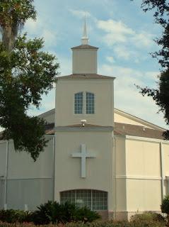 Iglesia en la isla