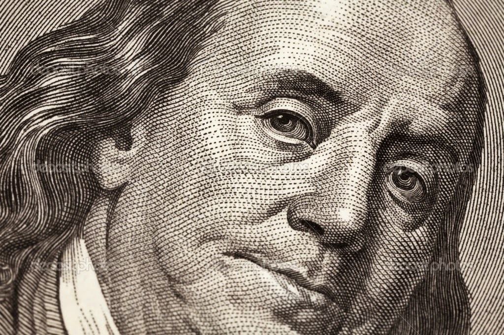 """The Alaskan Muse: Benjamin Franklin Invented """"Paying It ... - photo#37"""
