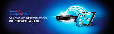 Tata Sky+ Transfer HD new stb launched by Tata Sky direct to home TV Review