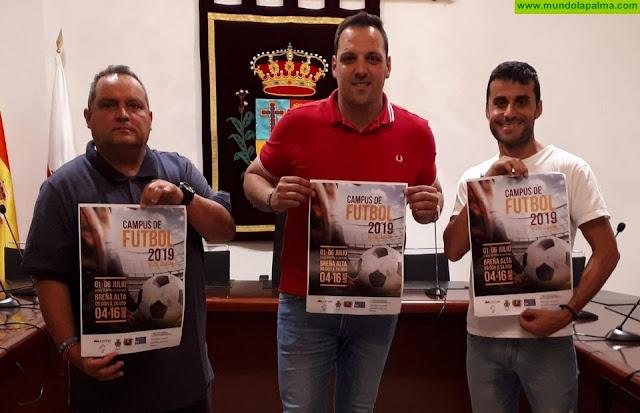 Vuelve el Campus de Fútbol más longevo de la Isla de La Palma