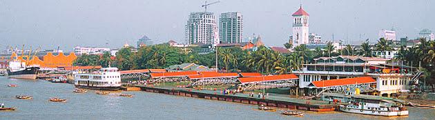 Yangon Harbor