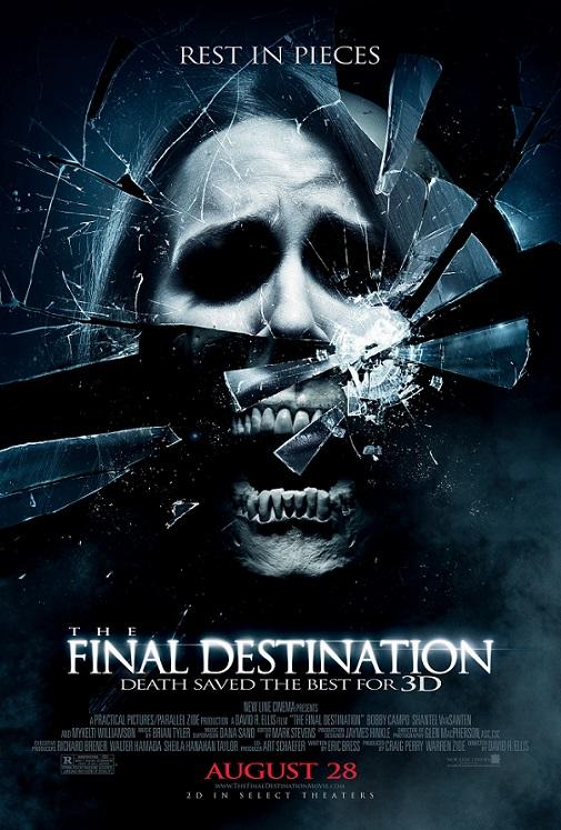 فیلم دوبله : مقصد نهایی 4 - 2009 The Final Destination