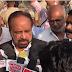 मीडिया पर भड़के बीजेपी प्रत्याशी गोपाल भार्गव,कहा बकवास मत करो