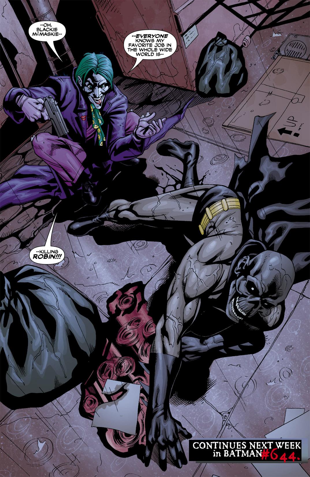 Detective Comics (1937) 810 Page 22