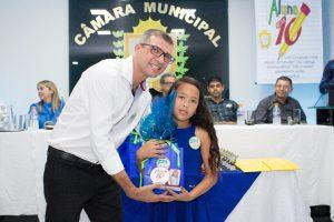 Vereador Paraibano vê os resultados do seu projeto de apoio ao 'Aluno nota 10'