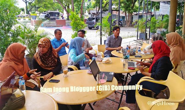 anak-anak gam inong blogger