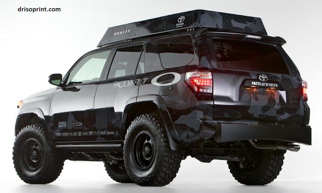 2016 Toyota Forerunner