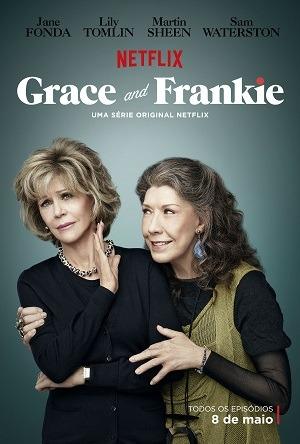 Série Grace and Frankie - 1ª Temporada 2015 Torrent