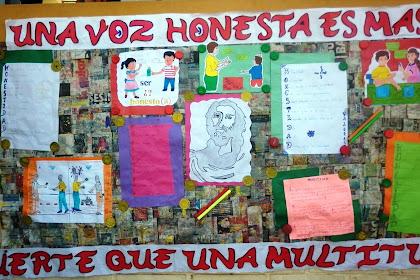 Periodicos Murales De Mayo Creativos
