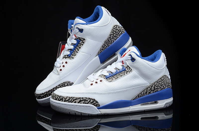 976f48d107e Sneaker Nerd: Air Jordan 3 True Blue Coming Back? Look what's coming out the  vault. Rumored release is Black Friday 2016.