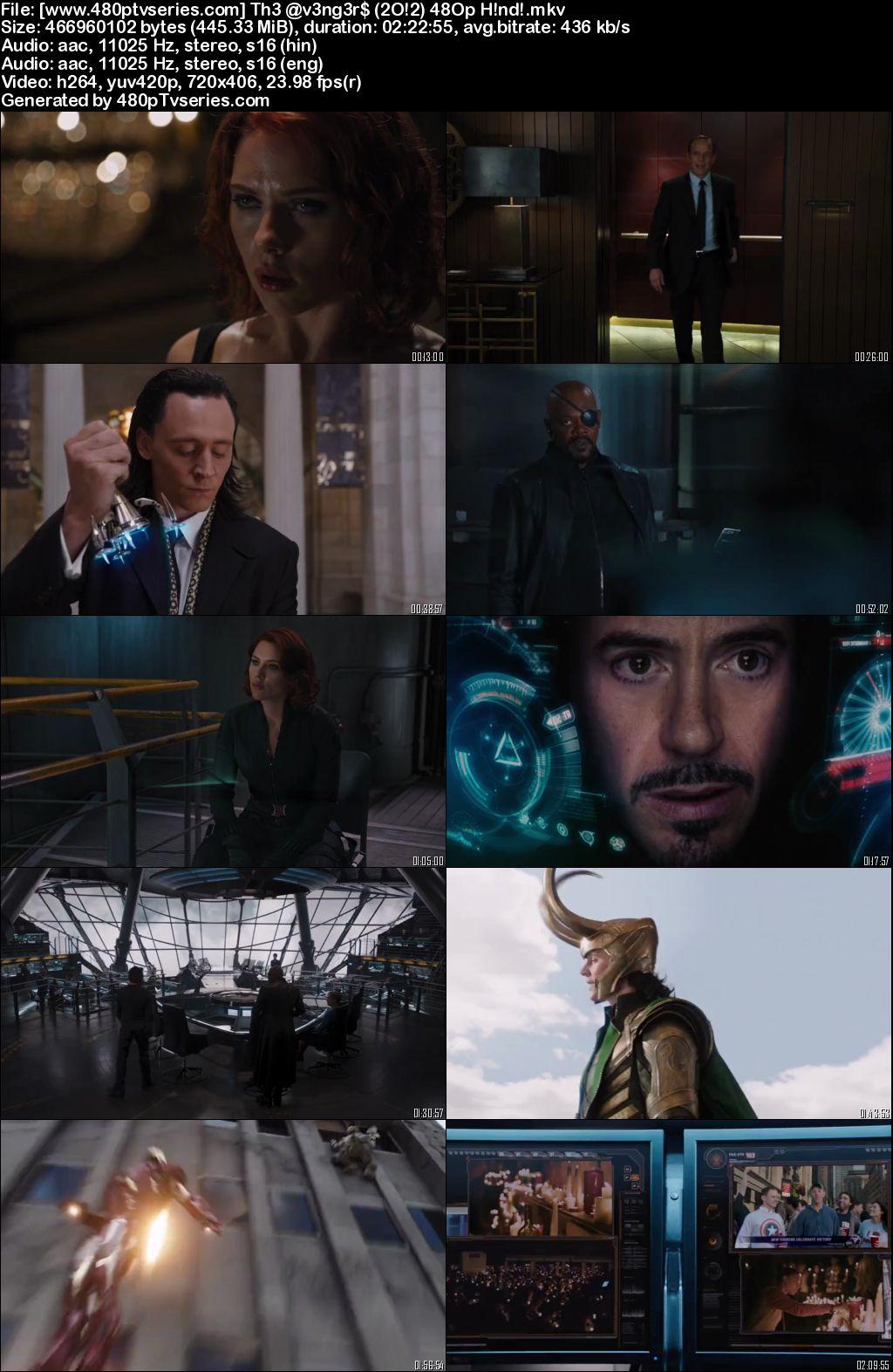 The Avengers (2012) 450MB Full Hindi Dual Audio Movie Download 480p Bluray Free Watch Online Full Movie Download Worldfree4u 9xmovies