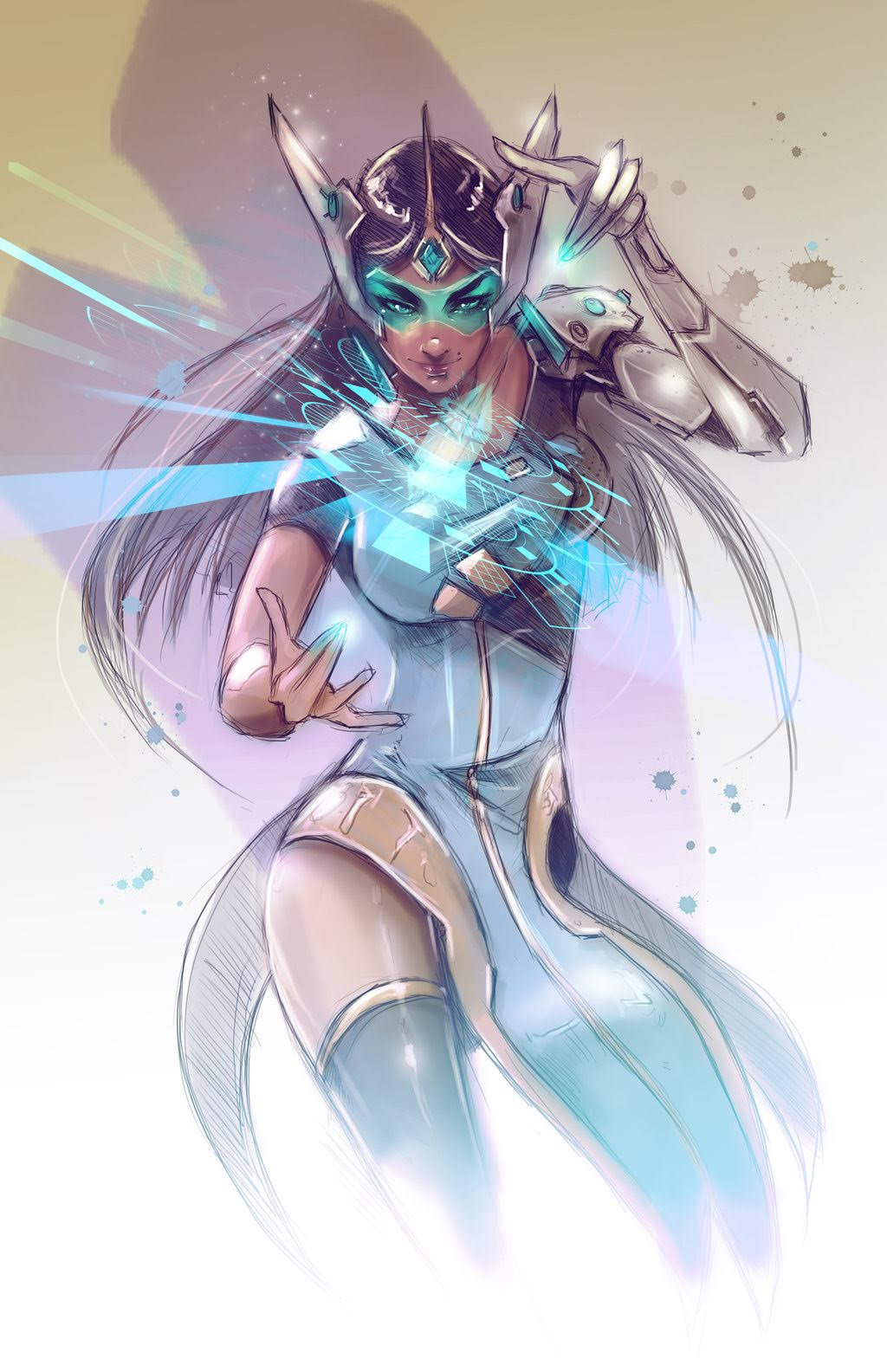 images of symmetra
