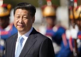 presidente cina l'uomo più potente del mondo