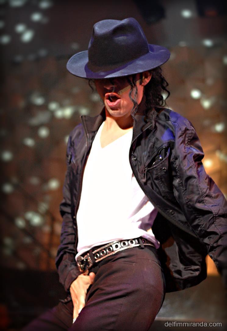 Delfim Miranda - Michael Jackson Tribute - Club performance